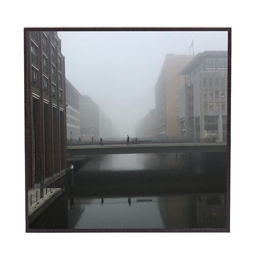 Altstadt im Nebel #al407